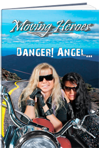 """Danger! Angel…"" is available now!"